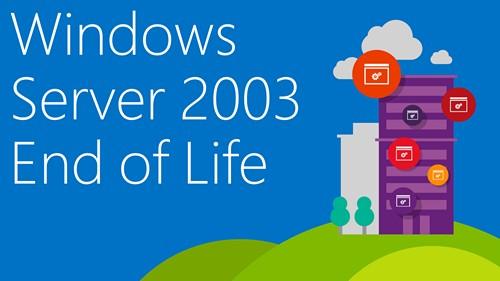 Risks of using Windows Server 2003